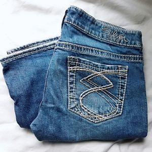 { SILVER JEANS }